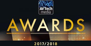 AV Tech Media Awards 2017-2018