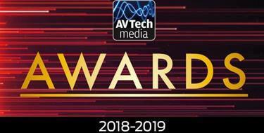AV Tech Media Awards 2018-2019