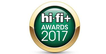 Hi Fi Plus Awards 2017