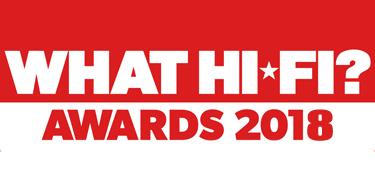 What Hi Fi Awards Winner 2018