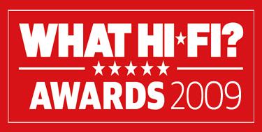 What Hi Fi Awards Winner 2009