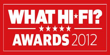 What Hi Fi Awards Winner 2012