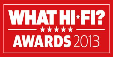What Hi Fi Awards Winner 2013