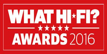 What Hi Fi Awards Winner 2016