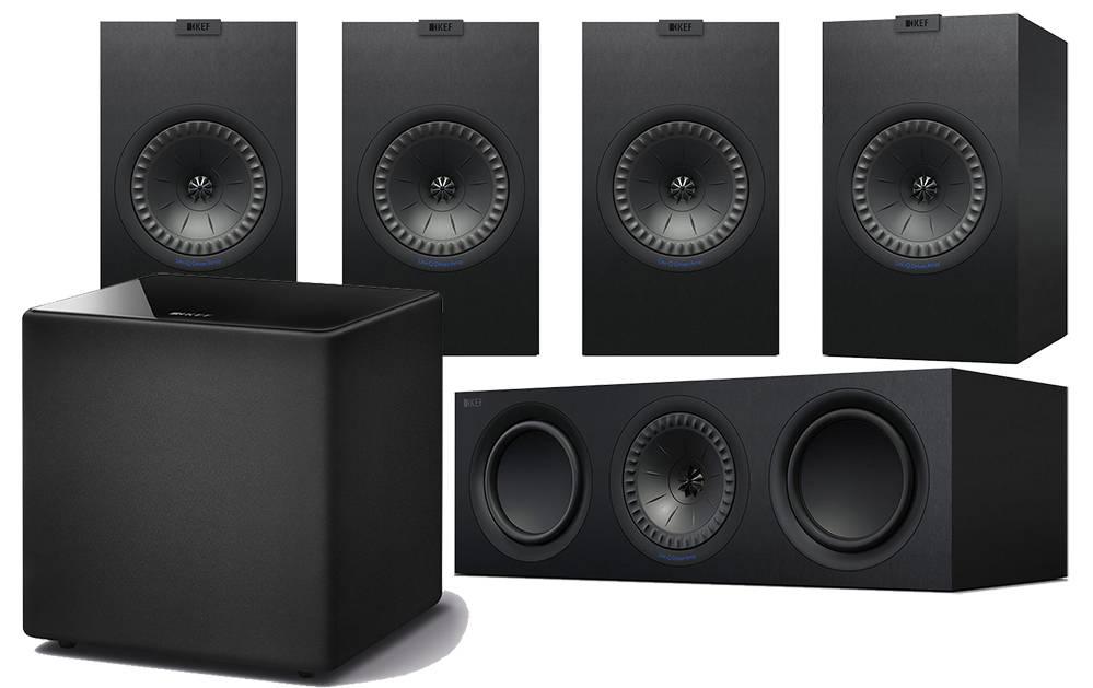 KEF Q350 5 1 Speaker System