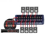 QED SS20 2 Way Speaker Switch Parallel