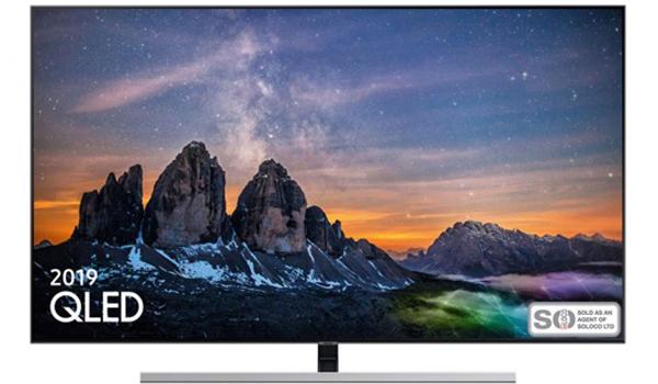 Samsung QE65Q80RATXXU 65 Inch Smart HDR 4K Ultra HD QLED Television