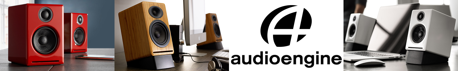 Audioengine Banner