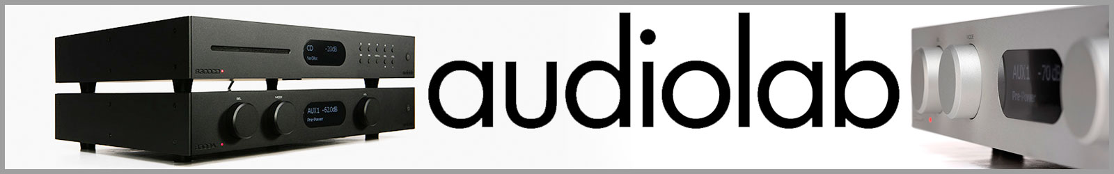 Audiolab Banner