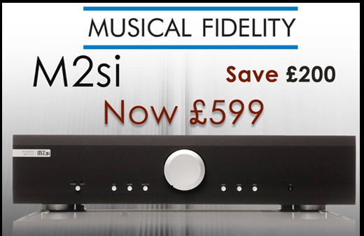 Musical Fidelity Promotion