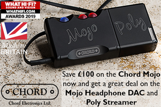 Chord mojo poly bundle deal