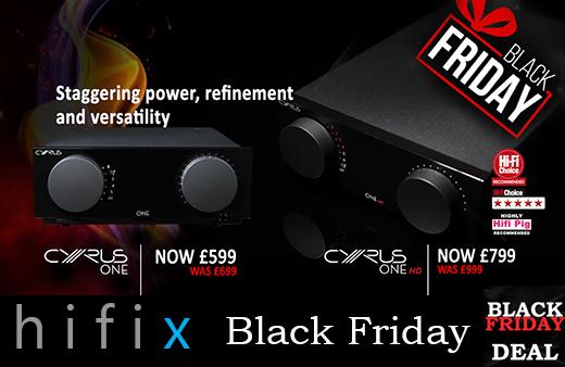 Cyrus Black Friday