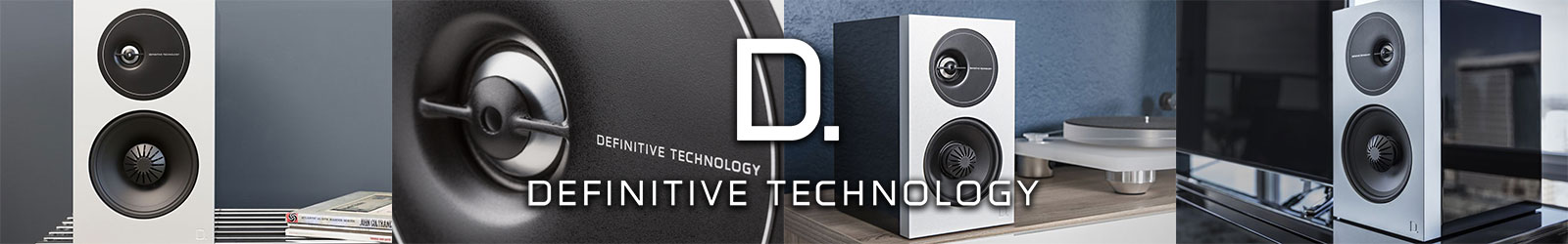 Definitive Technology Banner