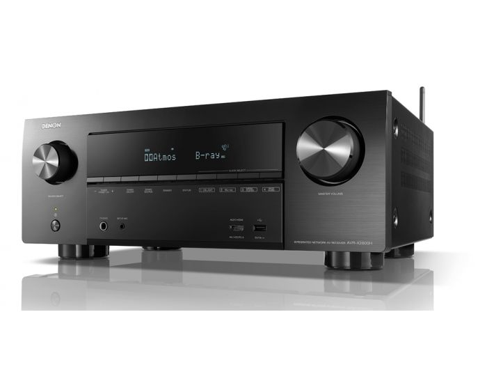 Denon AVR 2600 H AV amplifier