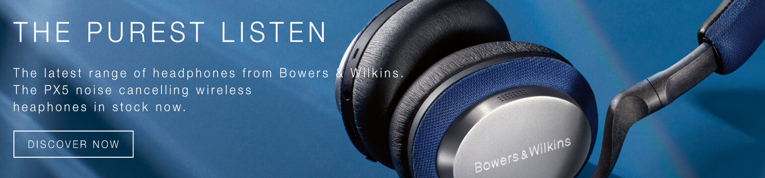 Bowers and Wilkins Formation Speakers