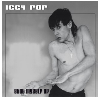 Iggy Pop i shout myself vinyl