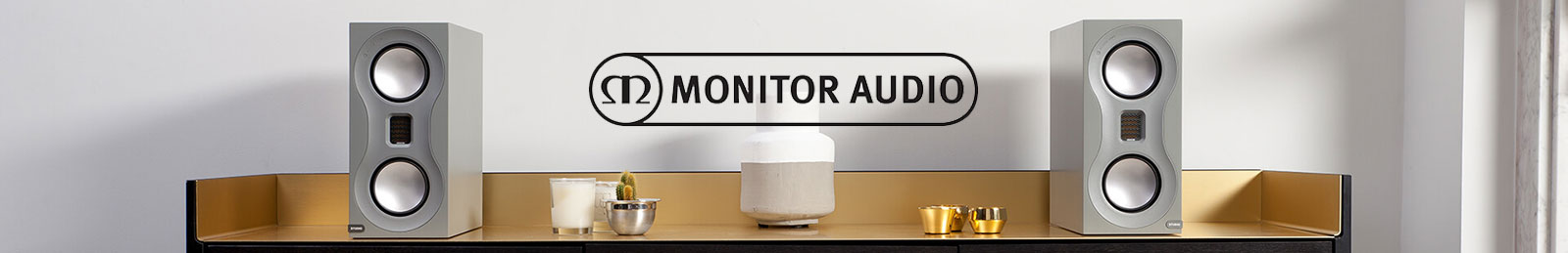 Monitor Audio Banner