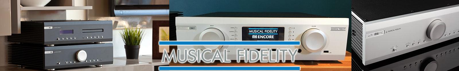 Musical Fidelity Banner