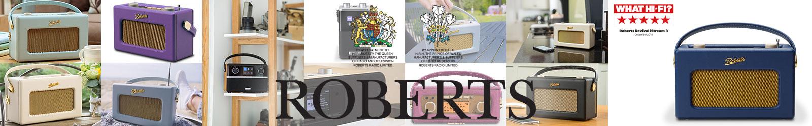 Roberts Banner