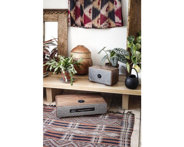 Ruark R5 music system and Ruark MRx Speakers