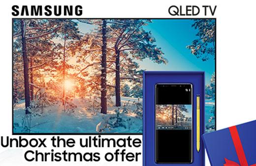 Samsung Christmas Offer