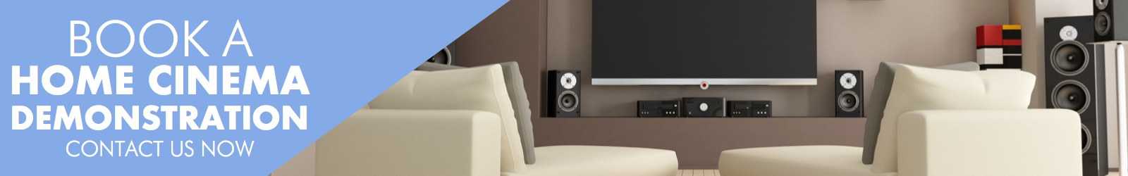 Book a Home Cinema Demonstration
