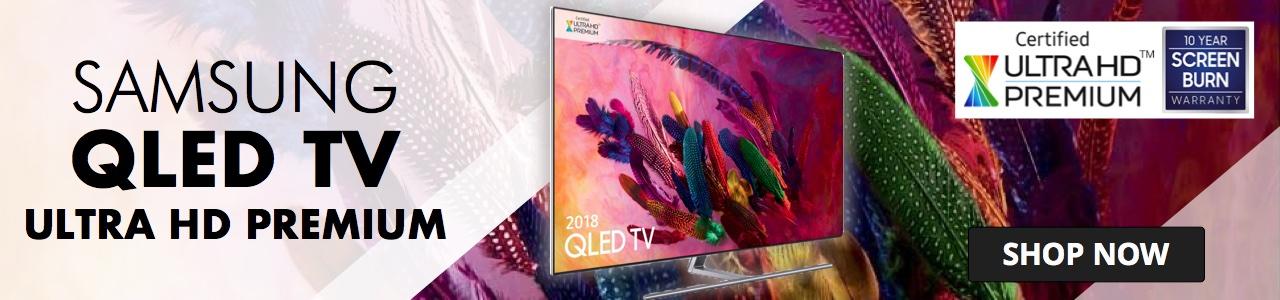 QLED-TV 4K HD TV