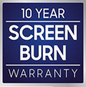 Screen Burn Warranty