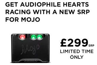 Chord Mojo Deal Exclusive Save £100