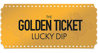 Golden Ticket Lucky Dip PMC promotion