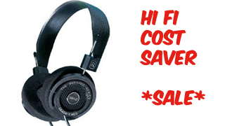 Grado 125i Headphones Sale