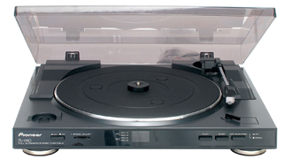 Hi Fi Turntables for all PL990