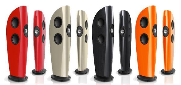 Kef Blade Two speakers