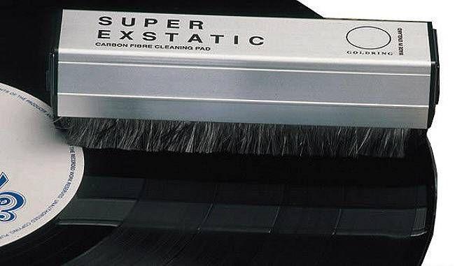Super Exstatic Brush