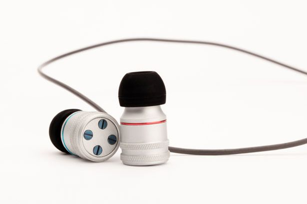 Musical Fidelity EB50 In Ear Headphones Earphones
