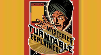 Mystery of turntables