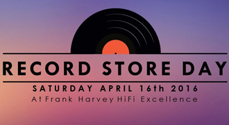 Record Store day 2016 exclusive releases