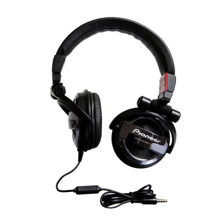 Pioneer SEMJ551T Headphones