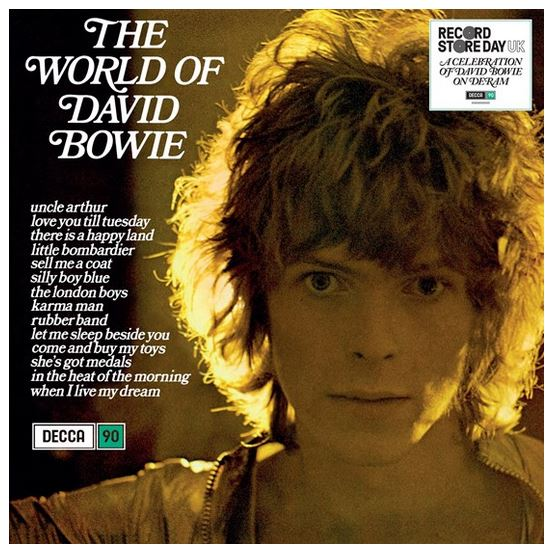 David Bowie - The World Of David Bowie RSD 2019