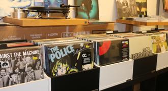 Vinyl Record Sales Booming