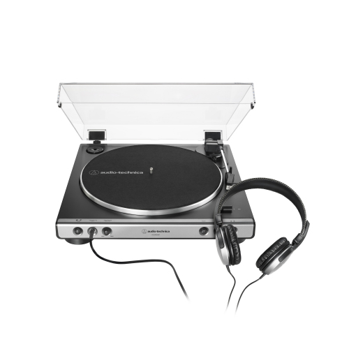 AT-LP60XHP Fully Automatic Belt-Drive Stereo Turntable with Headphones