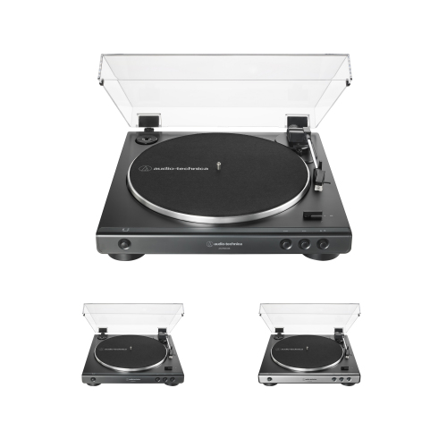 AT-LP60XUSB Fully Automatic Belt-Drive Stereo Turntable (Analog & USB)