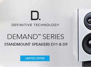 Demand Series 9 and 11 free stand