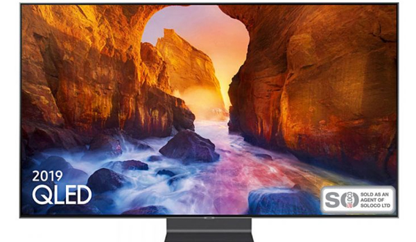 Samsung QE75Q90RATXXU 75 Inch Smart HDR 4K Ultra HD QLED Television