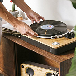 Hi-Fi Turntables