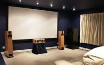 First Floor AV Dem Room