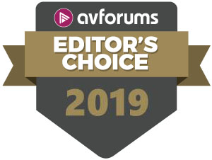 AVForums Editors Choice Awards 2019