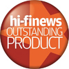 Hi Fi News Outstanding Product