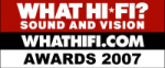 What Hi Fi Awards Winner 2007