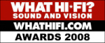 What Hi Fi Awards Winner 2008